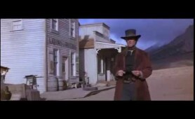PALE RIDER SHOOTOUT SCENE