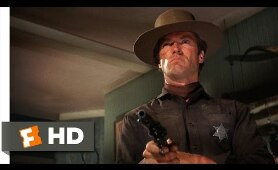 Hang 'Em High (5/12) Movie CLIP - You Better Look at Him (1968) HD