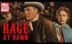RAGE AT DAWN - FULL WESTERN MOVIE - 1955 - STARRING RANDOLPH SCOTT, FORREST TUCKER