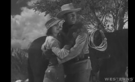 Buffalo Stampede Randolph Scott western movie full length