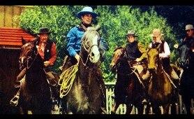 ABILENE TOWN - Randolph Scott, Ann Dvorak // Full Western Movie // English