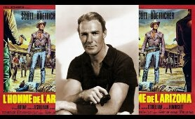 Randolph Scott - 50 Highest Rated Movies