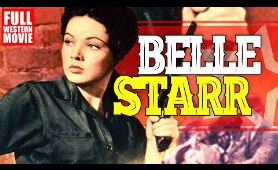BELLE STARR THE BANDIT QUEEN - FULL SPAGHETTI WESTERN - STARRING RANDOLPH SCOTT, GENE TIERNEY