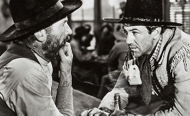 """""""The Westerner"""" (1940) A Master Class in Acting with Alex Cord A WORD ON WESTERNS"""