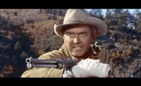 The Man from Laramie (1955) - James Stewart brawls
