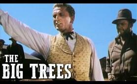 The Big Trees | Kirk Douglas | WESTERN MOVIE | Action Film | Romance | Full Length Movie