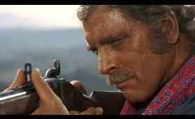 Burt Lancaster - Valdez Is Coming 'something for rabbits scene'