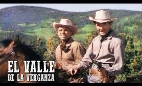 El valle de la venganza | PELÍCULA DEL OESTE | Burt Lancaster | Cine Occidental