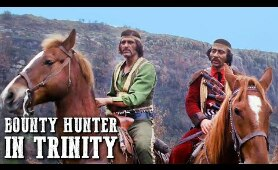 Bounty Hunter in Trinity   Español   PELÍCULA DEL OESTE   Vaqueros   Cine Occidental