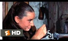 The Unforgiven (7/10) Movie CLIP - Reclaiming Rachel (1960) HD