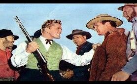 THE BIG TREES - Kirk Douglas - Full Western Movie [English]