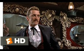Gunfight at the O.K. Corral (1/9) Movie CLIP - You Want to Get Killed (1957) HD
