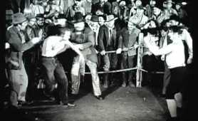 TEXAS  (1941)  The Fight