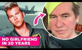 Why Hollywood Heartthrob Val Kilmer Ended Up All Alone | Rumour Juice