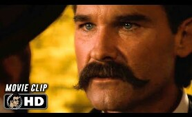TOMBSTONE Clip - Don't Come Back! (1993) Kurt Russell