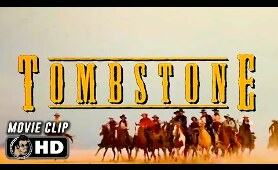 TOMBSTONE Clip - The Cowboys (1993) Kurt Russell