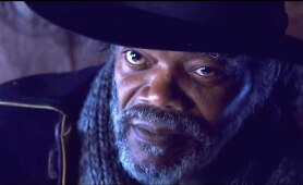 The Hateful Eight TRAILER (HD) Quentin Tarantino Western Movie 2015