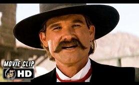 TOMBSTONE Clip - Earp Arrives (1993) Kurt Russell