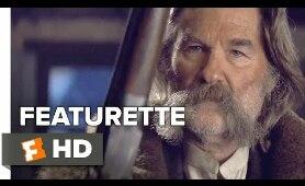 The Hateful Eight Featurette - Kurt Russell (2015) - Quentin Tarantino Movie HD