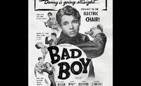 AUDIE MURPHY - BAD BOY ,1949 (first leading role)