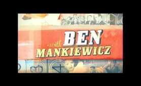 Ben Mankiewicz introducing Gunfight at Comanche Creek (Audie Murphy) on TCM