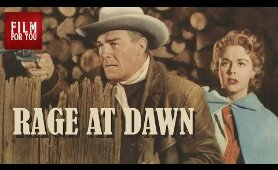 RAGE AT DAWN (1955) full movie | CLASSIC WESTERN | the best western movies | full lenght western