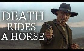 Death Rides a Horse (1968, Spaghetti Western, Lee van Cleef) watch free western in full length