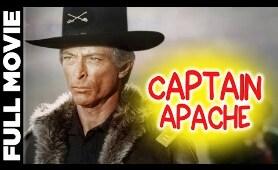 Captain Apache (1971) | Blockbuster Action Movie | Lee Van Cleef, Carroll Baker | Anglo-Spanish Film