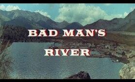 Bad Mans River / Matalo (Cowboy Movie, Spaghetti Western, Full Length) *free full westerns*