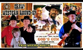 God's Gun Starring Lee Van Cleef Hosted by DRAW Western Round-Up