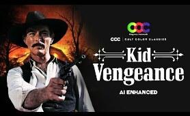 KID VENGEANCE (Full Movie) - Lee Van Cleef - Jim Brown - CCC AI Enhanced