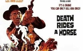 Death Rides a Horse Full Movie | #Lee Van Cleef | Vintage Western |  Old English Films Full Length |
