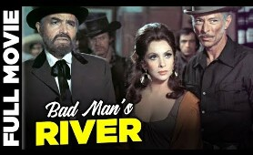 Bad Man's River (1971) | English Comedy Movie | Lee Van Cleef, James Mason