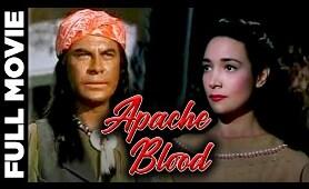 Apache Blood (1975) | Adventure Thriller Movie | Lee Van Cleef, Antonio Sabat