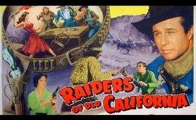 Raiders of Old California 1957 Starring Jim Davis  Lee Van Cleef (Western)