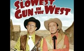 The Slowest Gun in the West - Lee Van Cleef, Jack Elam -  Western Comedy