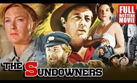 THE SUNDOWNERS - FULL WESTERN MOVIE - 1950 - STARRING ROBERT PRESTON, CATHY DOWNS