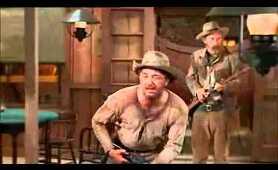 Robert Mitchum - Eldorado - Let Me Hear You Laugh! John Wayne