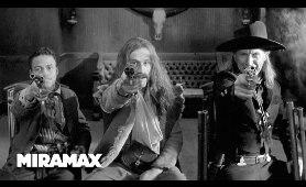 Dead Man | 'The Hunt is On' (HD) - John Hurt, Robert Mitchum | MIRAMAX