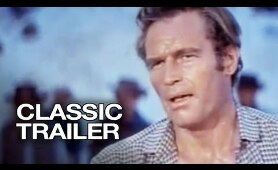 The Big Country (1958) Official Trailer - Charlton Heston, Gregory Peck Movie HD