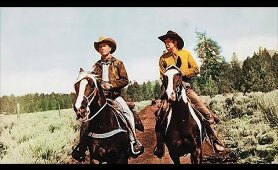 COLORADO SUNDOWN - Rex Allen, Mary Ellen Kay - Full Western Movie / English / HD / 720p