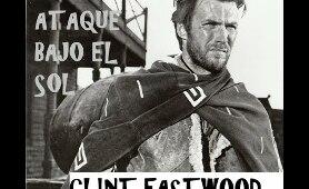 ATAQUE BAJO EL SOL - Jodie Copelan (1958). Primera película del oeste de Clint Eastwood
