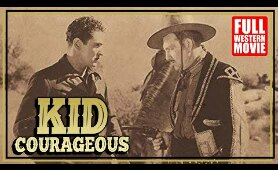 KID COURAGEOUS - FULL WESTERN MOVIE - 1934 - STARRING BOB STEELE