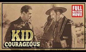 KID COURAGEOUS - FULL WESTERN MOVIE - 1934 - STARRING BOB STEELE