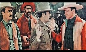 RIDIN' THE CHEROKEE TRAIL - Tex Ritter, Slim Andrews - Full Western Movie [English]