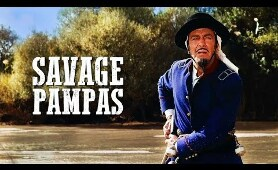 Savage Pampas | SPAGHETTI WESTERN | HD | Full Movie English | Free Western Movie