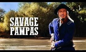 Savage Pampas | SPAGHETTI WESTERN | HD | Full Movie English | Free Western Movie