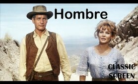 Classic Screen - Hombre (1967) Review - A Revisionist Western to rival Unforgiven