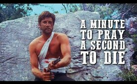 A Minute to Pray a Second to Die | SPAGHETTI WESTERN | Free Movie | English