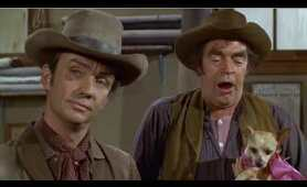 Yellow Dog Scene From Support Your Local Gunfighter with James Garner & Jack Elam